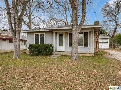 Comal County Single Family Home For Sale: 841 Josephine