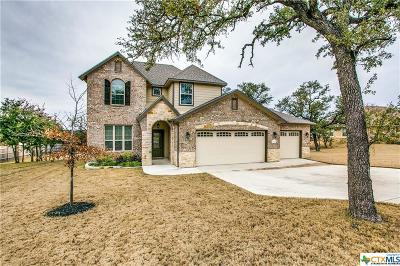 Belton Single Family Home For Sale: 2503 Bowles Ranch Road