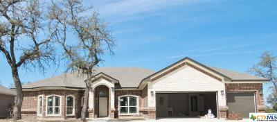 Killeen TX Single Family Home For Sale: $328,000