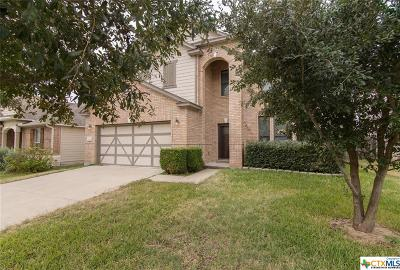 Temple TX Single Family Home For Sale: $238,500