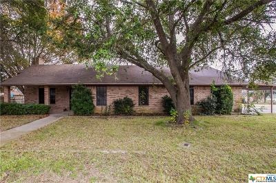 Bell County Single Family Home For Sale: 701 E Sandy
