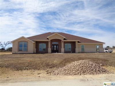 Lampasas County Single Family Home For Sale: 914 Cr 4772