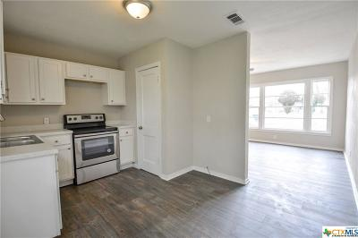 Temple TX Single Family Home Pending: $59,995