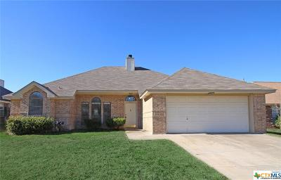 Harker Heights Single Family Home For Sale: 404 Gina Drive