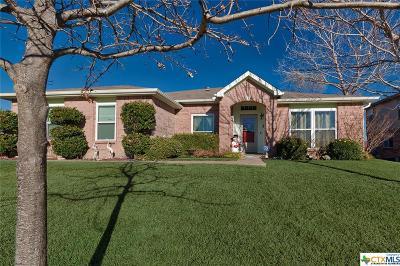 Harker Heights Single Family Home For Sale: 301 Buckskin Trail