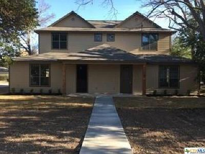 San Marcos Rental For Rent: 1103 W Martin Luther King #2