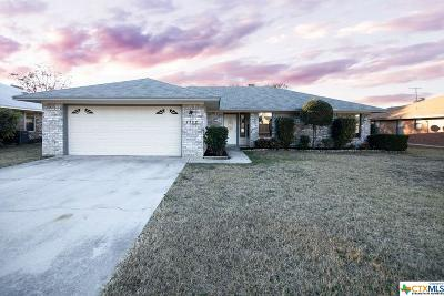Harker Heights Single Family Home For Sale: 1702 Beaver Trail