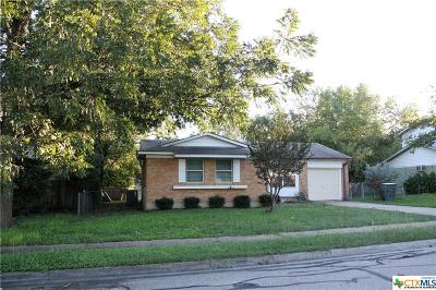 Bell County Single Family Home For Sale: 3312 Lake Inks