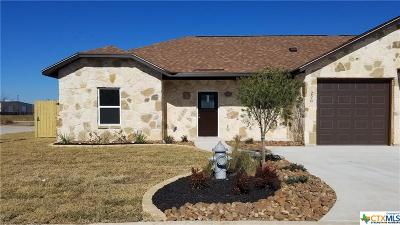 Seguin Condo/Townhouse For Sale: 220 Navarro Crossing