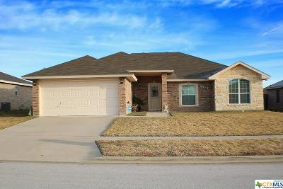 Killeen Single Family Home For Sale: 403 Leo Lane