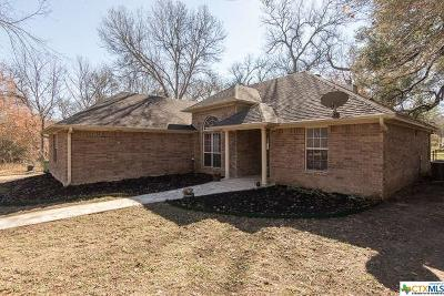 Salado Single Family Home For Sale: 4319 Amanda Drive