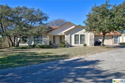 San Marcos TX Single Family Home For Sale: $325,000
