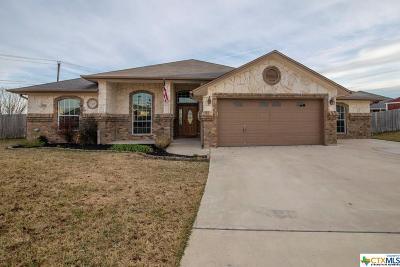 Killeen Single Family Home For Sale: 3504 Llano Estacado Court