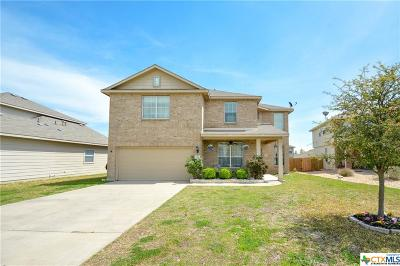 Temple TX Single Family Home For Sale: $219,900