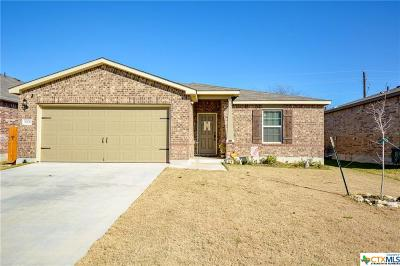 Temple TX Single Family Home Pending: $184,900