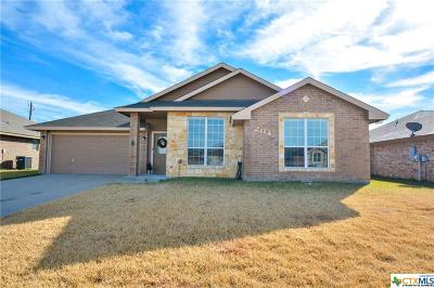 Nolanville TX Single Family Home For Sale: $164,900