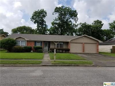 Victoria TX Single Family Home For Sale: $189,900