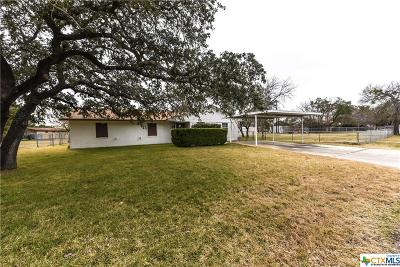Harker Heights Single Family Home For Sale: 4210 Tahuaya Drive