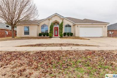 Killeen Single Family Home For Sale: 4911 Citrine Drive