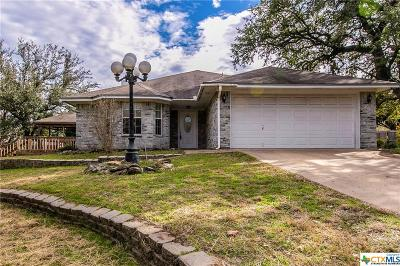 Belton TX Single Family Home For Sale: $145,000