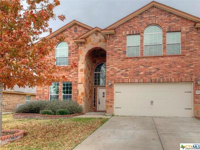 Killeen TX Single Family Home For Sale: $227,220