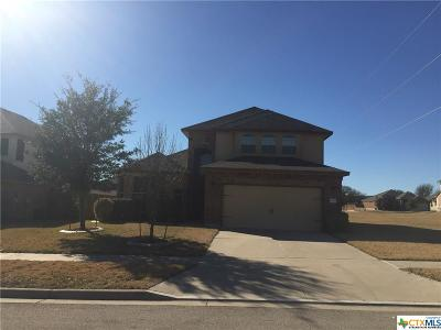 Killeen Single Family Home For Sale: 7007 Cokui