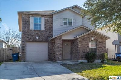 New Braunfels TX Single Family Home For Sale: $185,000