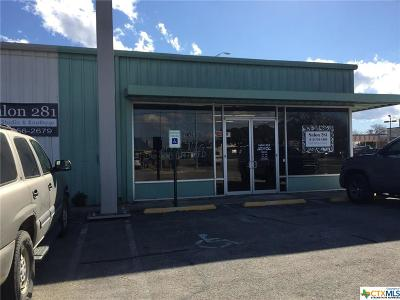 Lampasas Commercial For Sale: 107 N Key
