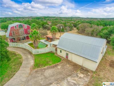 San Marcos Single Family Home For Sale: 718 Owl Hollow