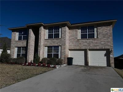 Harker Heights Single Family Home For Sale: 227 Lottie