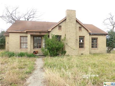 Bell County Single Family Home For Sale: 145 N Lucy