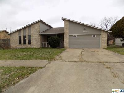 Harker Heights, Killeen, Belton, Nolanville, Georgetown Single Family Home For Sale: 1509 Goode