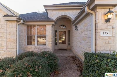 Georgetown TX Single Family Home For Sale: $260,000