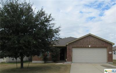 Killeen Single Family Home For Sale: 6311 Griffith Loop