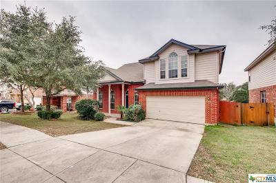 San Antonio Single Family Home For Sale: 12506 Fern