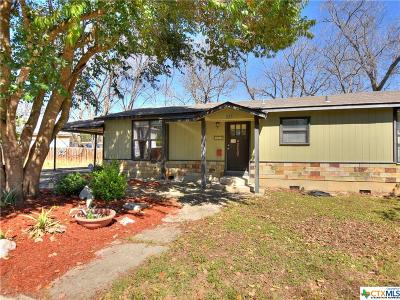 San Marcos TX Single Family Home For Sale: $215,000