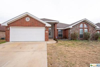 Killeen Single Family Home For Sale: 3004 Hydrangea Avenue