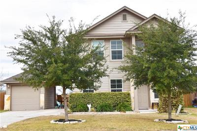 New Braunfels TX Single Family Home For Sale: $202,000