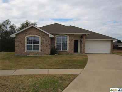 Killeen Single Family Home For Sale: 3915 Llano Estacado Court