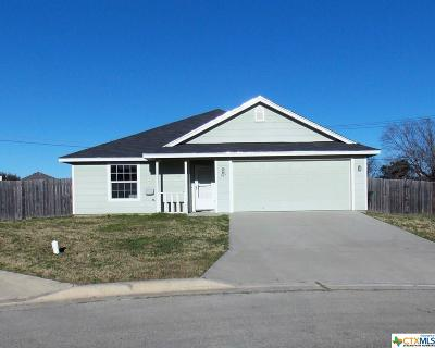 Temple TX Single Family Home For Sale: $144,900