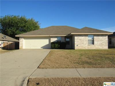 Killeen TX Single Family Home For Sale: $115,000