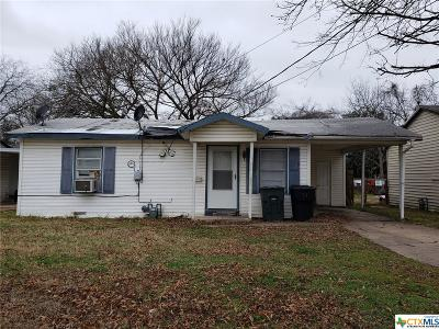 Temple Single Family Home For Sale: 1110 S 24th Street
