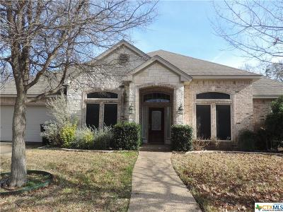 Temple Single Family Home For Sale: 6111 Turtle Creek Drive