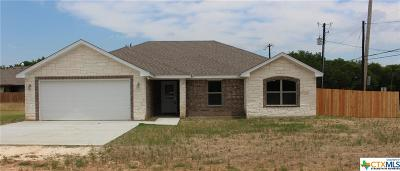 Gatesville Single Family Home For Sale: 1605 Golf Course Road