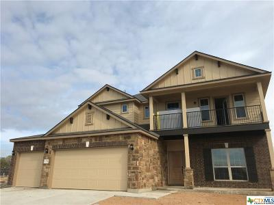 Single Family Home For Sale: 1721 Fall View