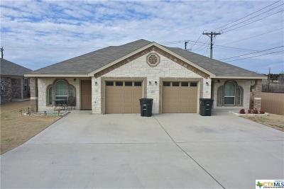 Killeen Multi Family Home For Sale: 305 Study Hall Loop