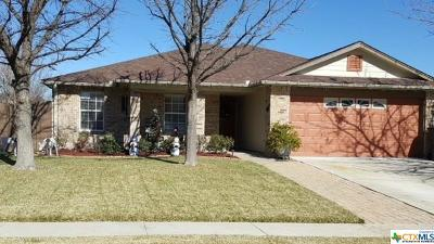 Killeen Single Family Home For Sale: 3405 Bugle