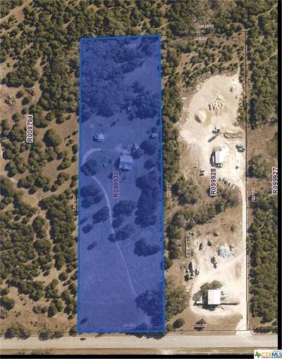 Williamson County Residential Lots & Land For Sale: 7354 N Hwy 183