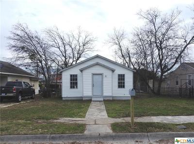 Lampasas Single Family Home For Sale: 803 S Chestnut Street