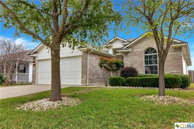 Jarrell TX Single Family Home For Sale: $173,000